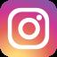 instagram logo(App built with React javascript framework)
