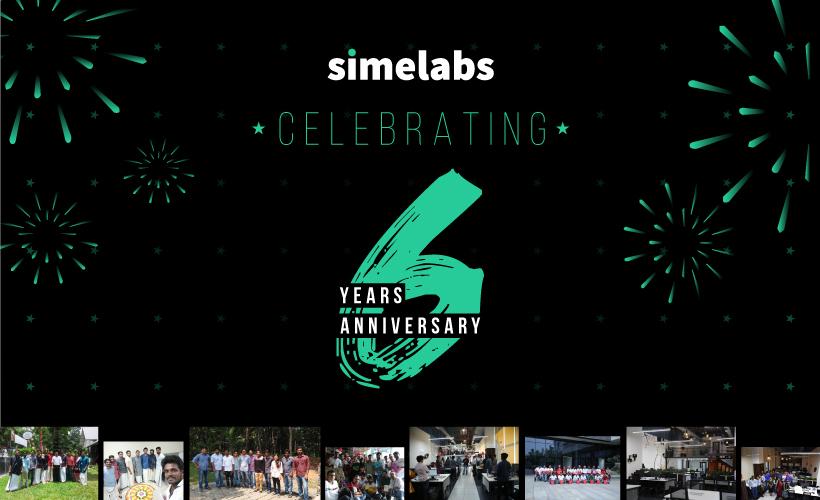 Simelabs Anniversary
